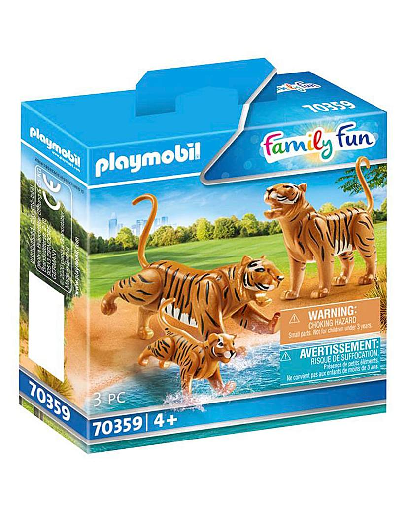 Playmobil 70359 Tigers with Cub