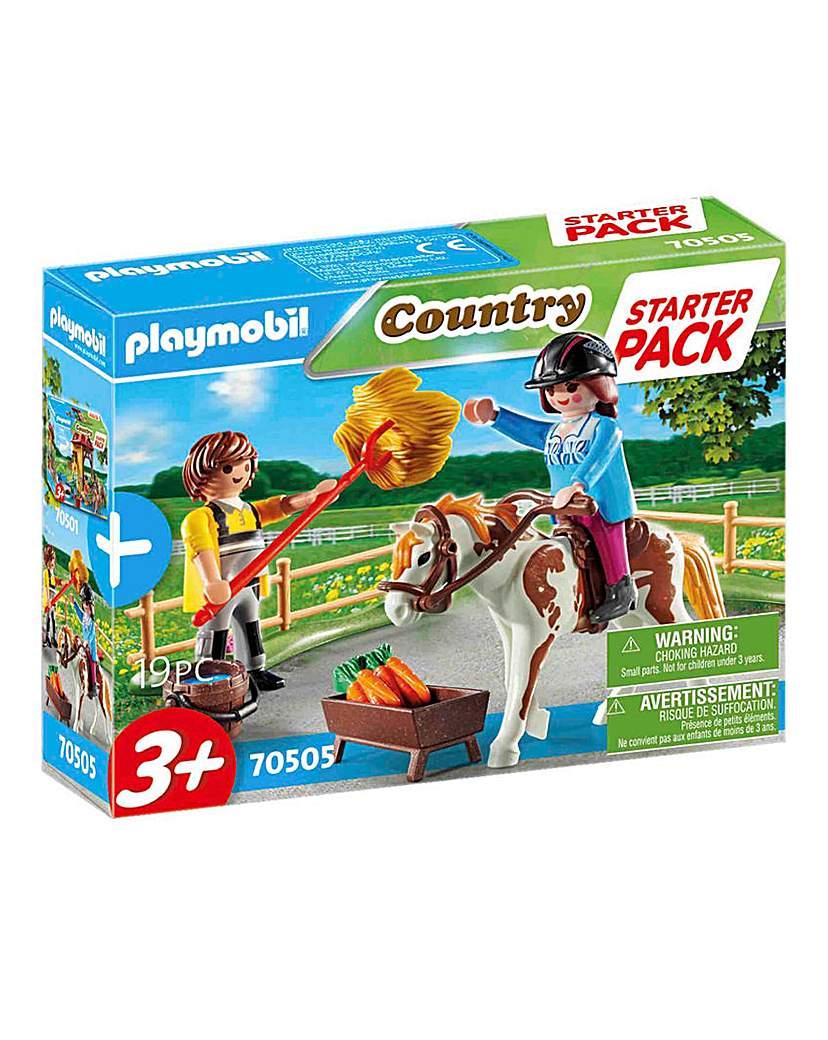 Playmobil 70505 Horseback Riding