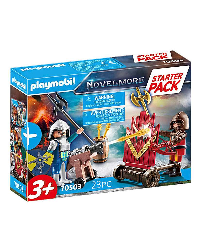 Playmobil 70503 Novelmore Knights' Duel