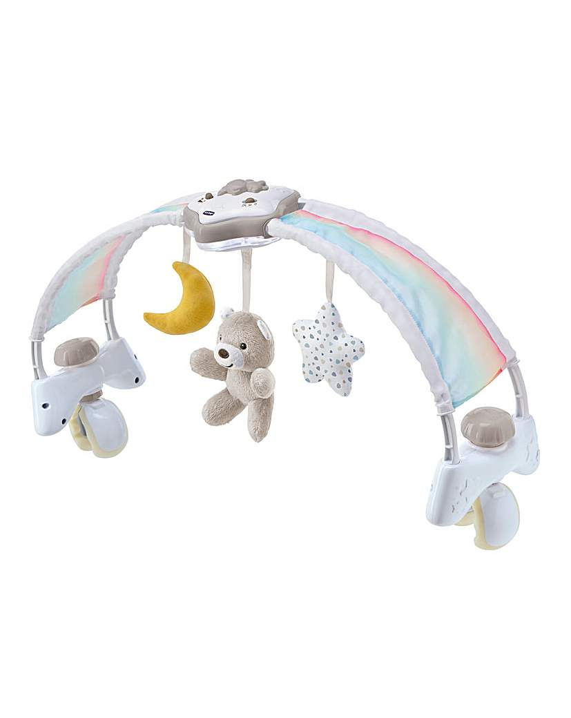Chicco 2in1 Rainbow Sky Bed Arch