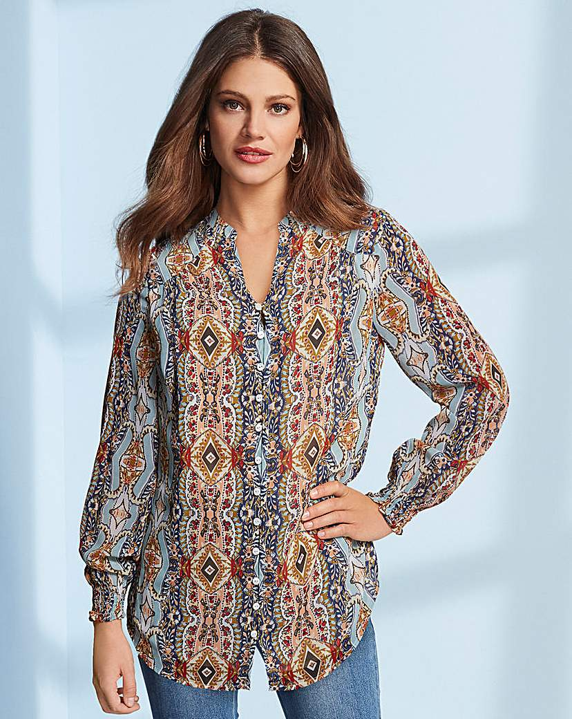 Together Boho Blouse