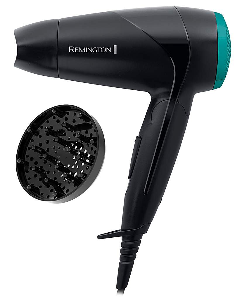 Remington 2000 Compact Travel Hair Dryer