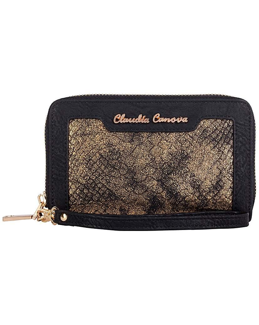 Claudia Canova Claudia Canova Small Zip Round Wrist