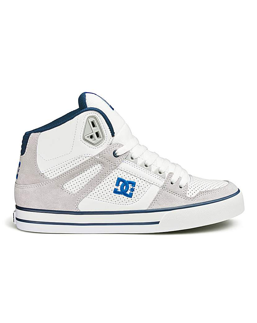 DC Shoes Pure High-Top Trainers