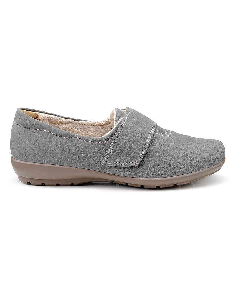 Hotter Toasty Touch Close Slipper