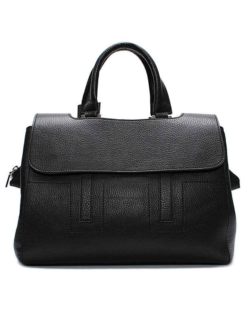 Daniel Diller Grainy Leather Day Bag