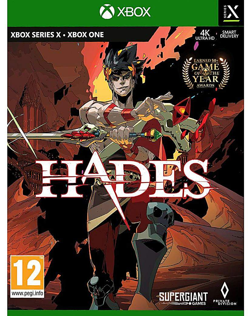 Hades Xbox One and Series X