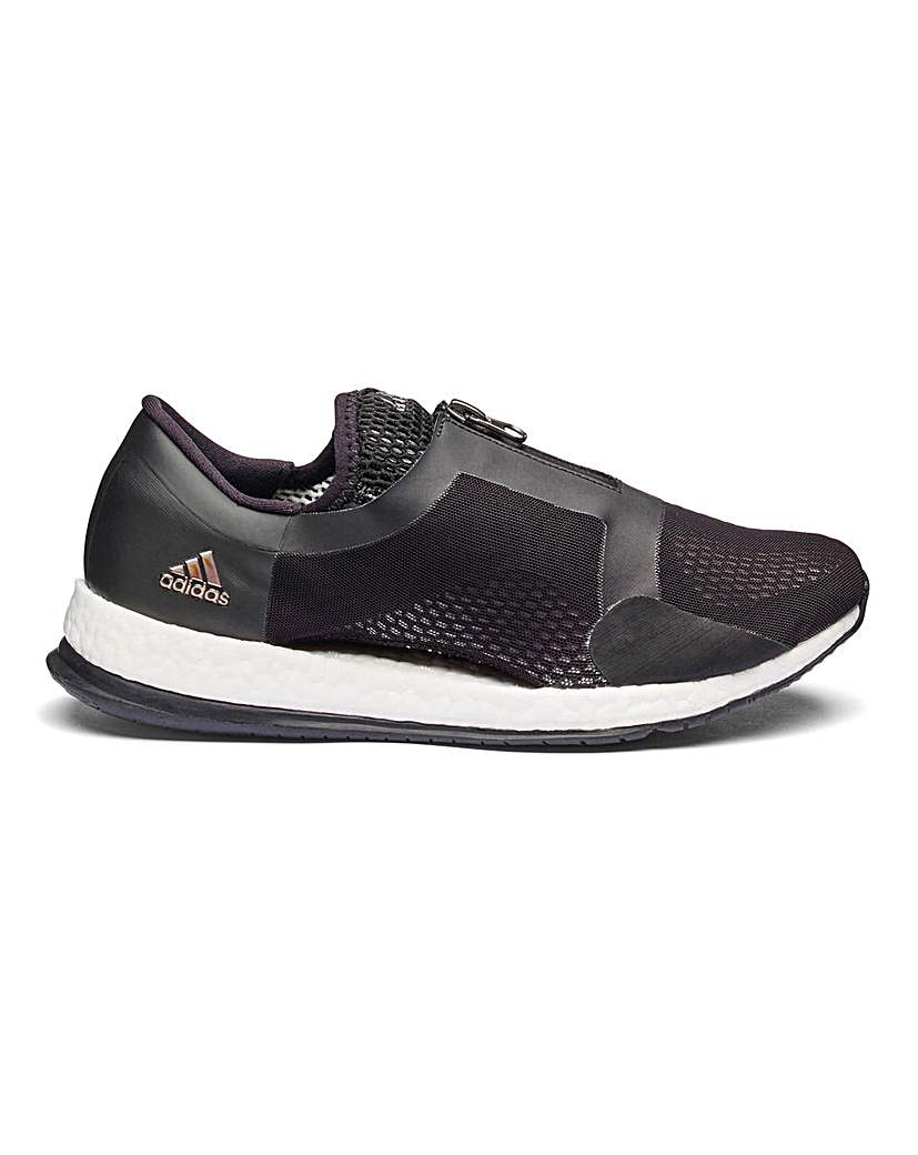 Adidas Adidas Pure Boost X Zip Trainers
