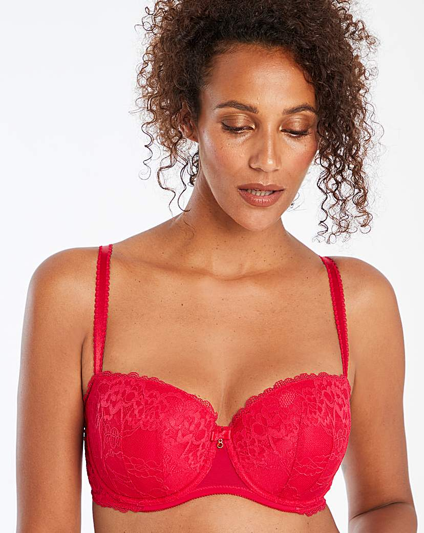 Image of Ann Summers Sexy Lace Balcony Bra