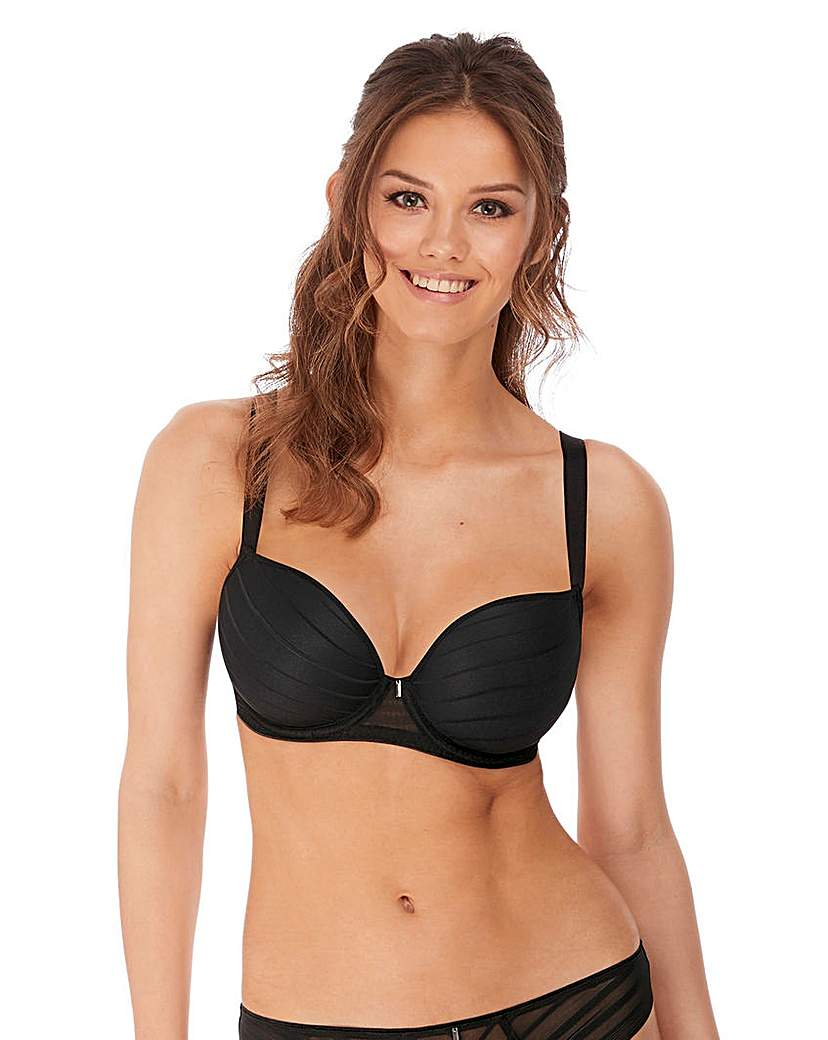 Image of Freya Cameo Deco Plunge Wired Bra