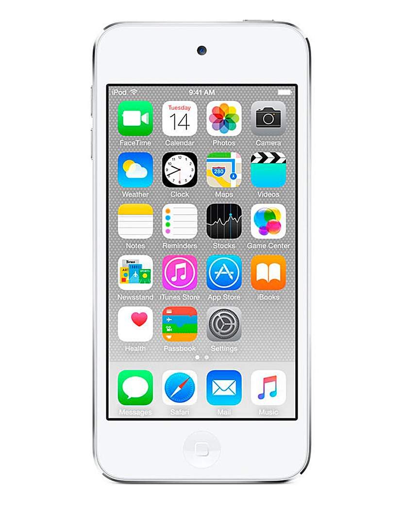 Image of Apple iPod Touch 32Gb Silver