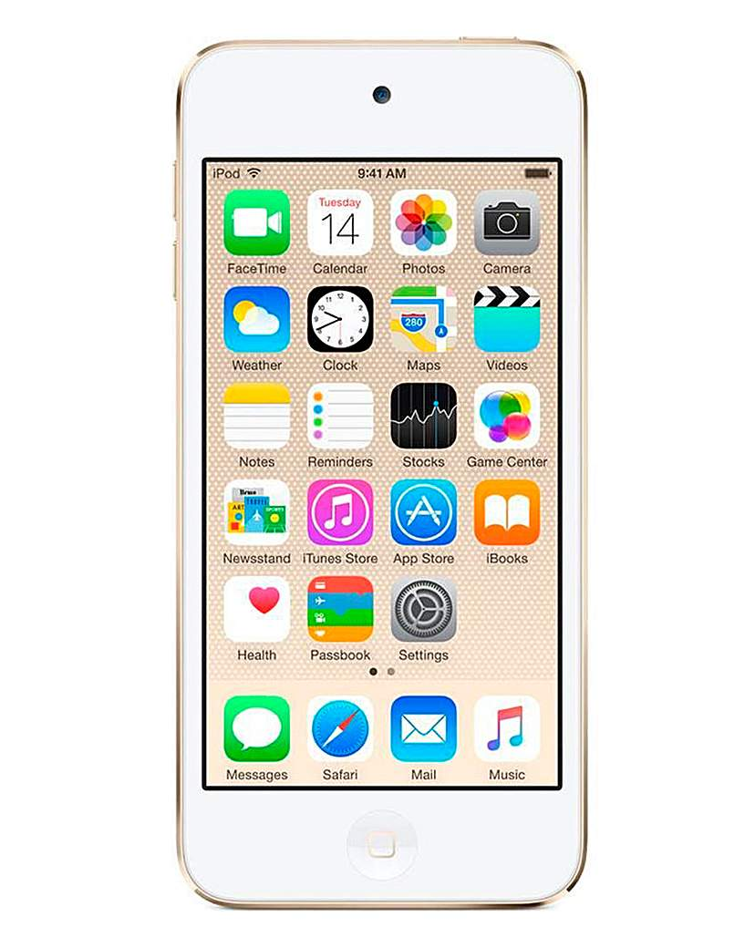 Image of Apple iPod Touch 128Gb Gold