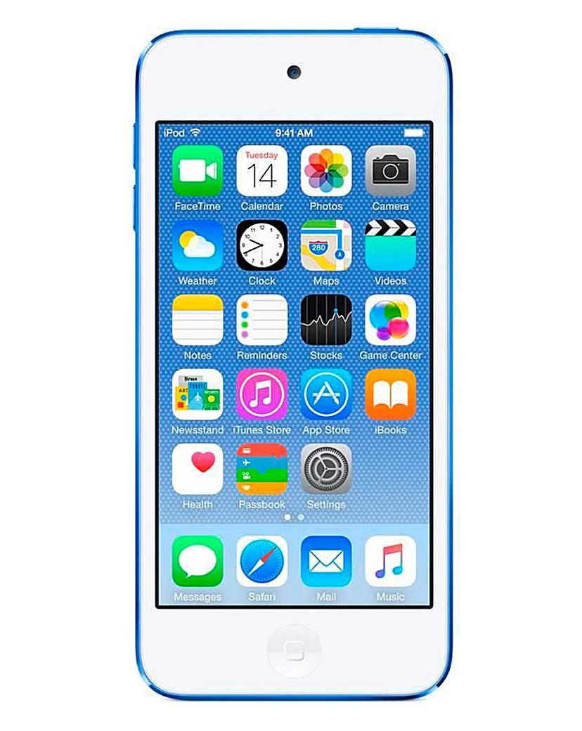 Image of Apple iPod Touch 128Gb Blue