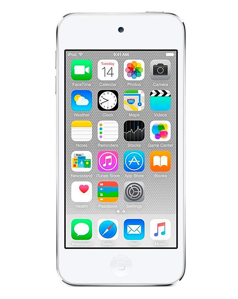 Image of Apple iPod Touch 128Gb Silver