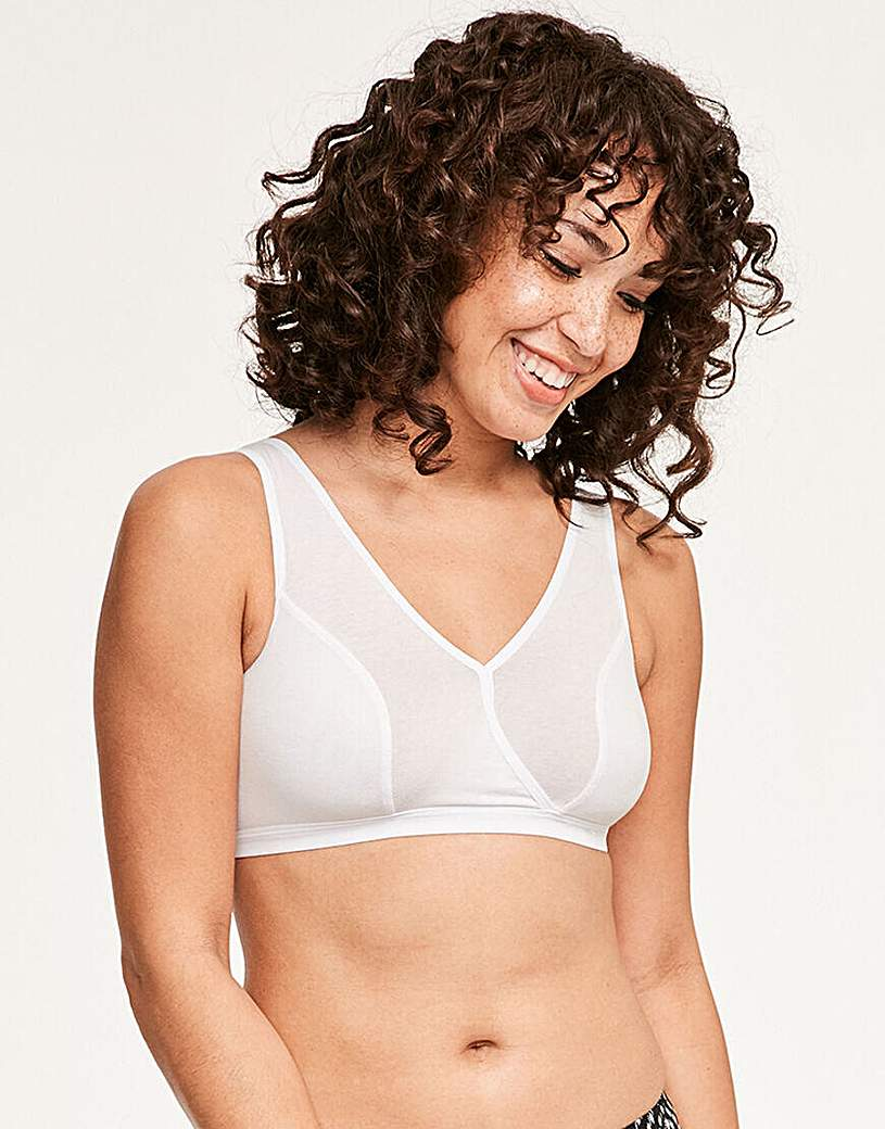 Image of Figleaves Comfort Sleep Bra