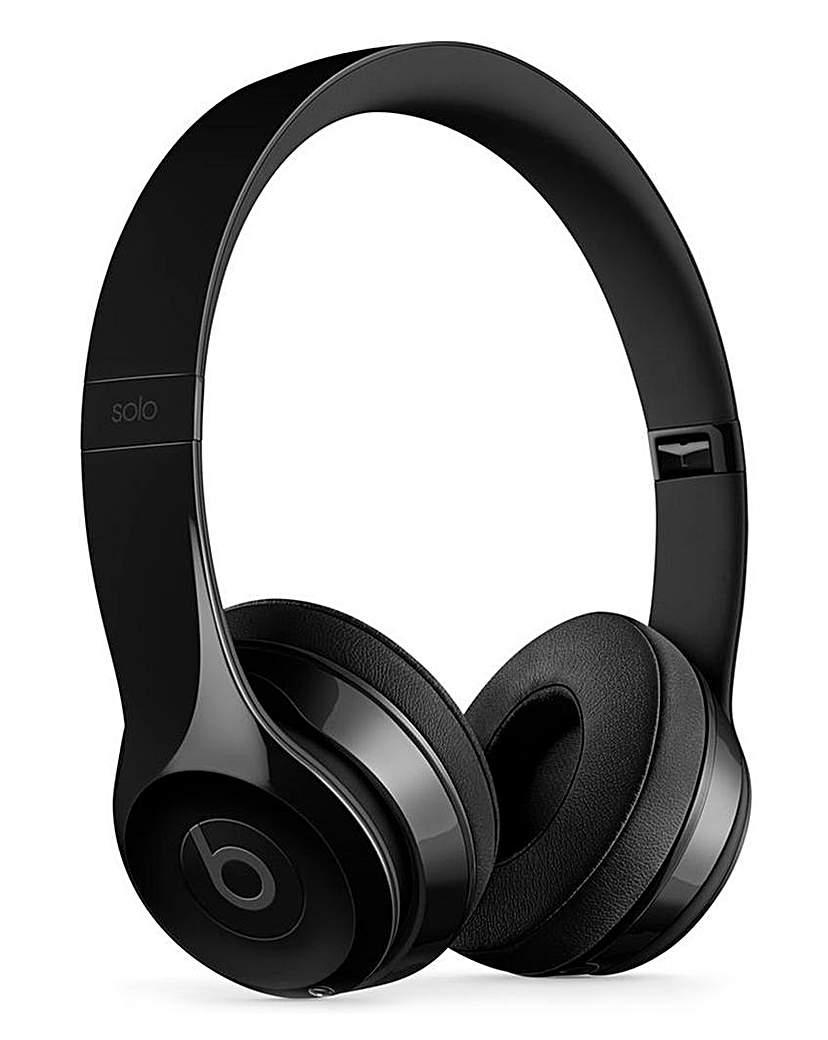 Beats Solo 3 Headphones Black