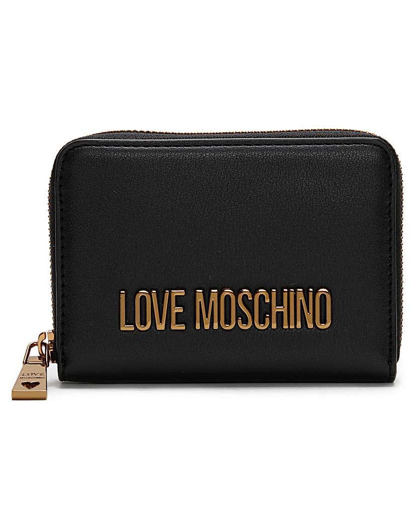 Love Moschino Love Moschino Letter Coin Purse