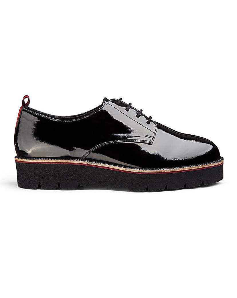 Simply Be Bea Gibson Flatform Wide Fit