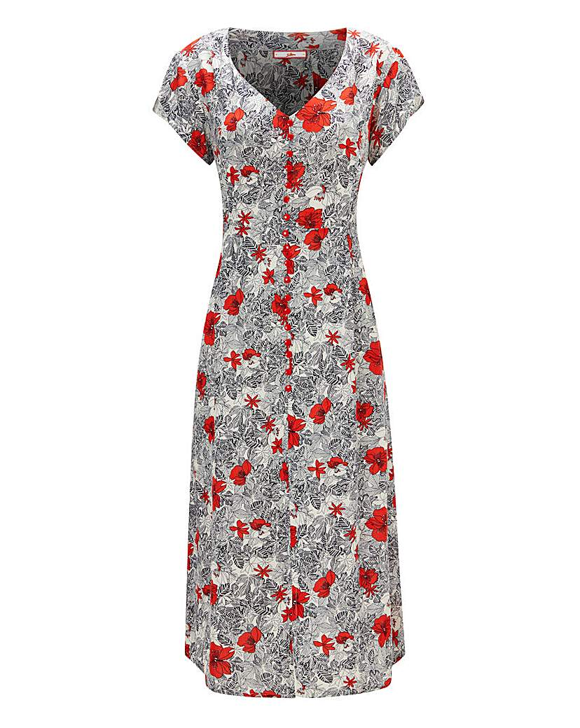 1930s Dresses, Shoes, Lingerie, Clothing UK Joe Browns Sizzling Summer Dress £28.00 AT vintagedancer.com