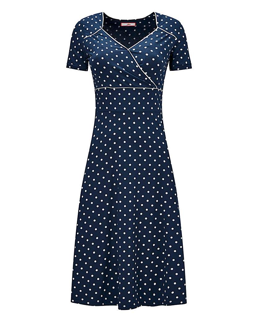 1940s Dresses | 40s Dress, Swing Dress Joe Browns Vintage Dress £24.00 AT vintagedancer.com