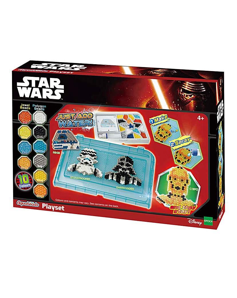 Image of Aquabeads Star Wars Playset