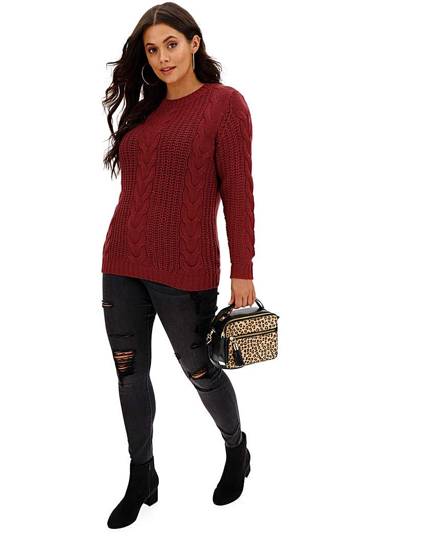 Junarose Betty Knit Pullover
