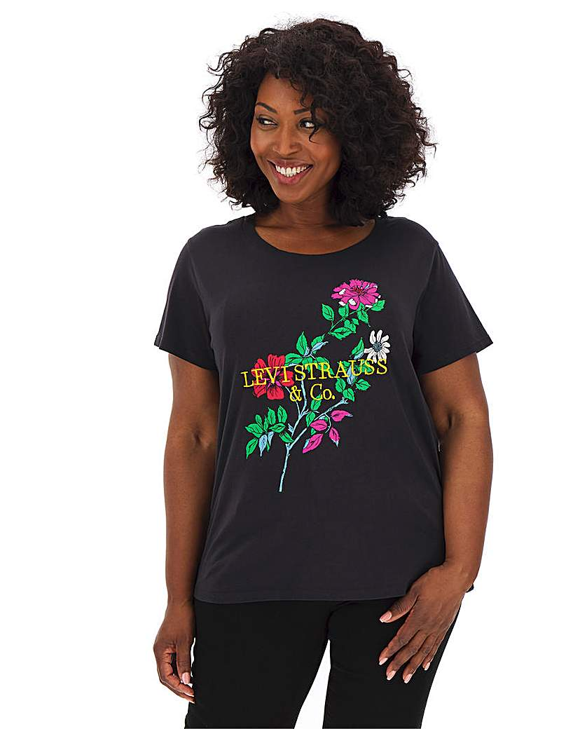 Levi's Floral Perfect T-Shirt