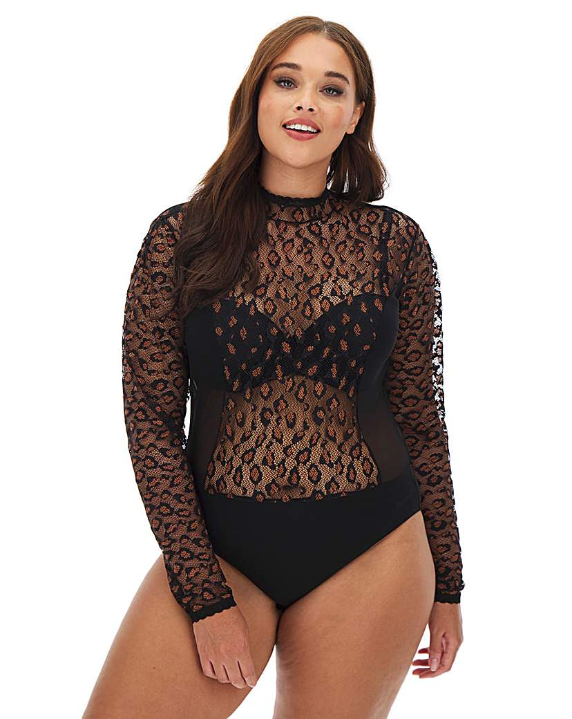 Simply Be Simply Be Animal Lace Body