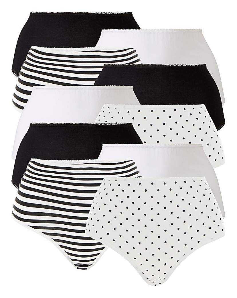 Image of 10 pack Full Fit Briefs