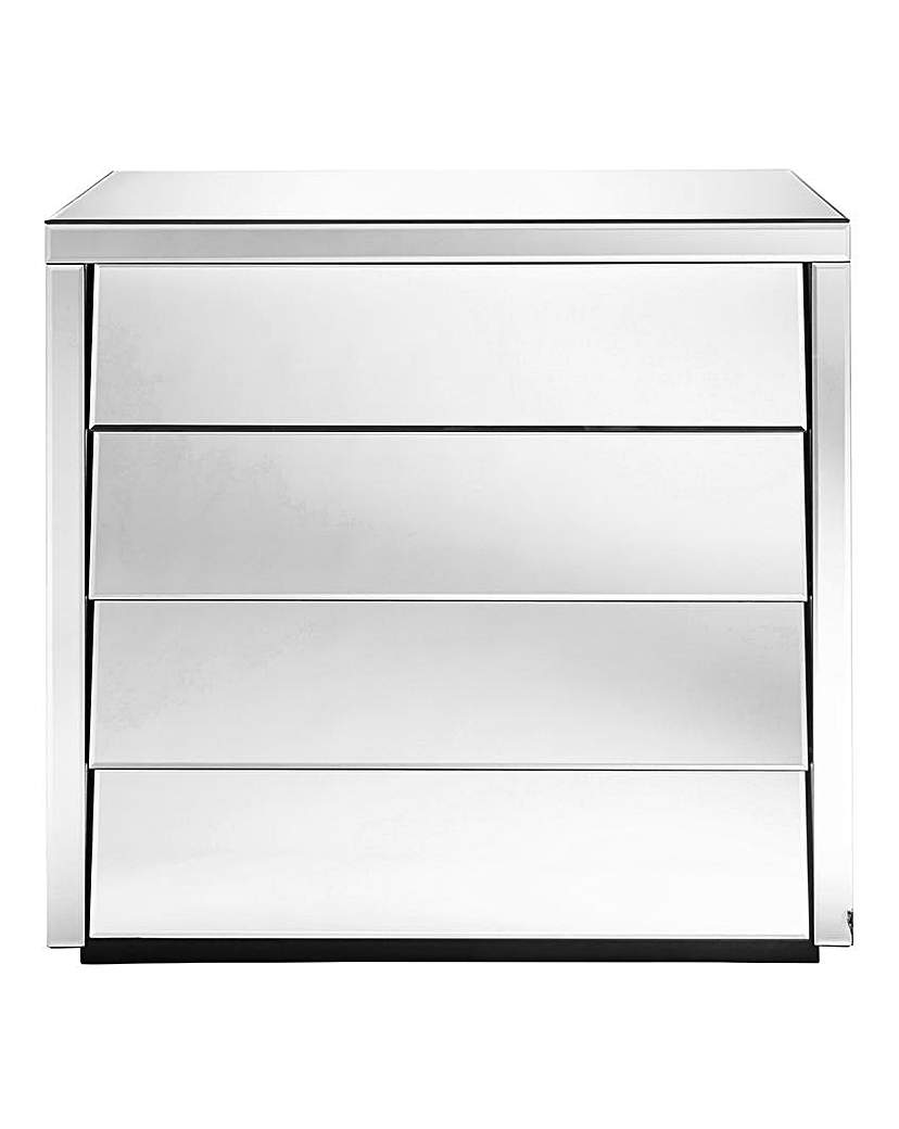 At Home Luxe Brielle 4 Drawer Wide Chest