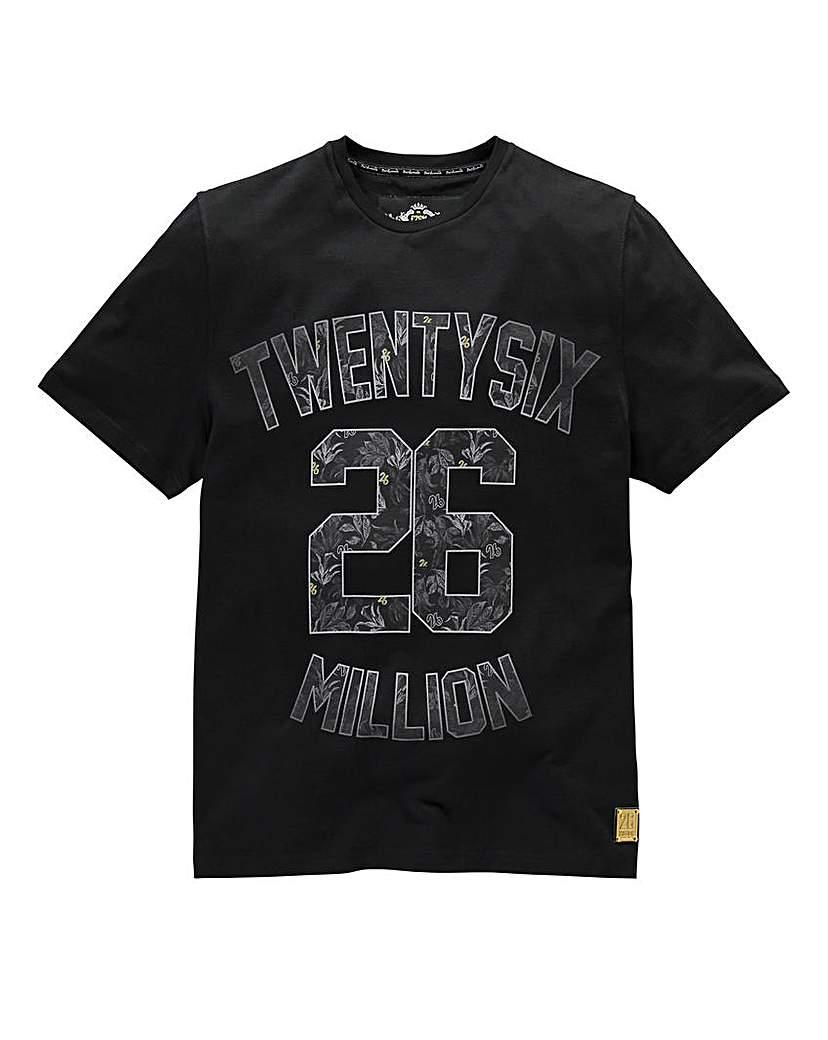 26 Million Dangelo Black T-Shirt