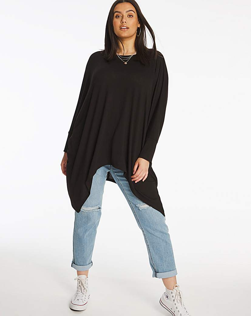 Capsule Cut And Sew Boxy Top