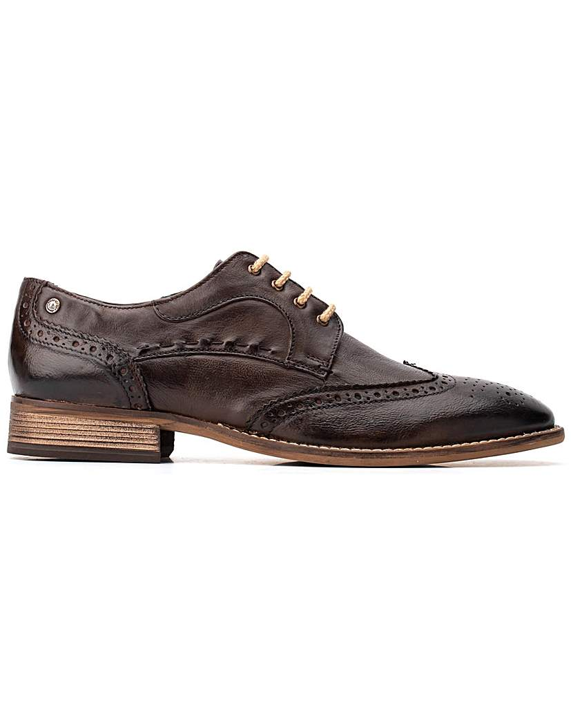 Base London Base London Kitchin Softy Lace Up Brogue
