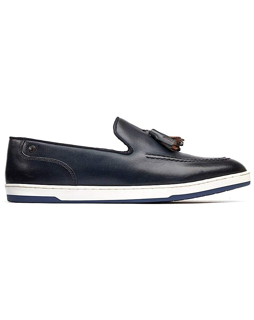 Base London Base London Pogo Burnished Loafer