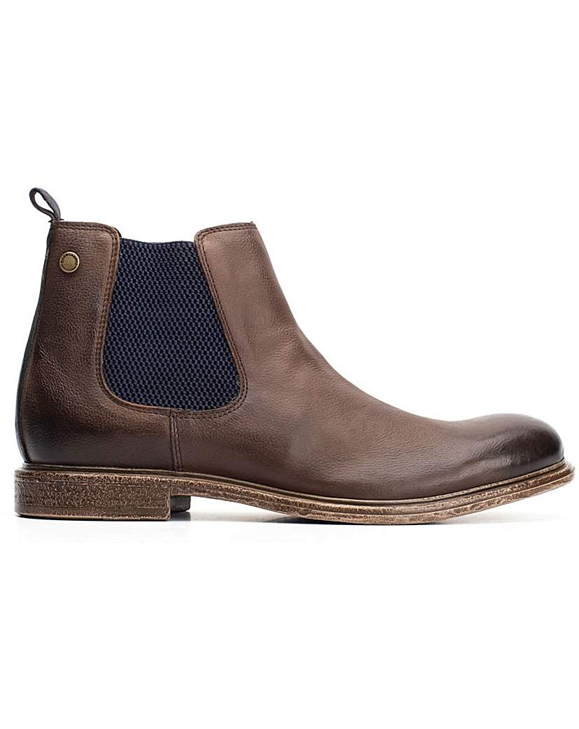 Base London Base London Flint Softy Chelsea Boot
