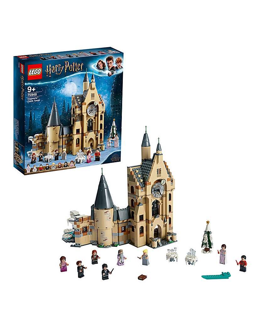 LEGO Harry Potter Hogwarts Watch Tower