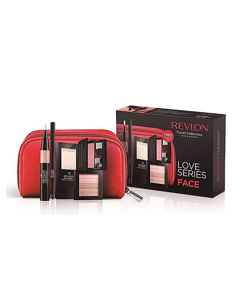Revlon Revlon Love Series Face Set