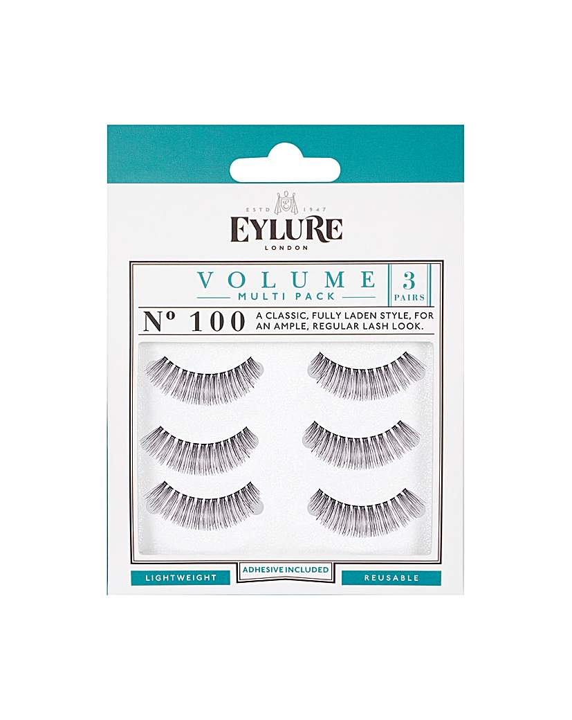 Eylure Eylure Volume Lash 100 Multipack