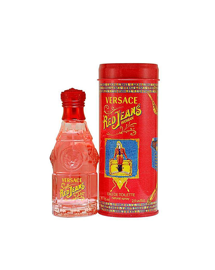 Versace Versace Red Jeans 75ml EDT
