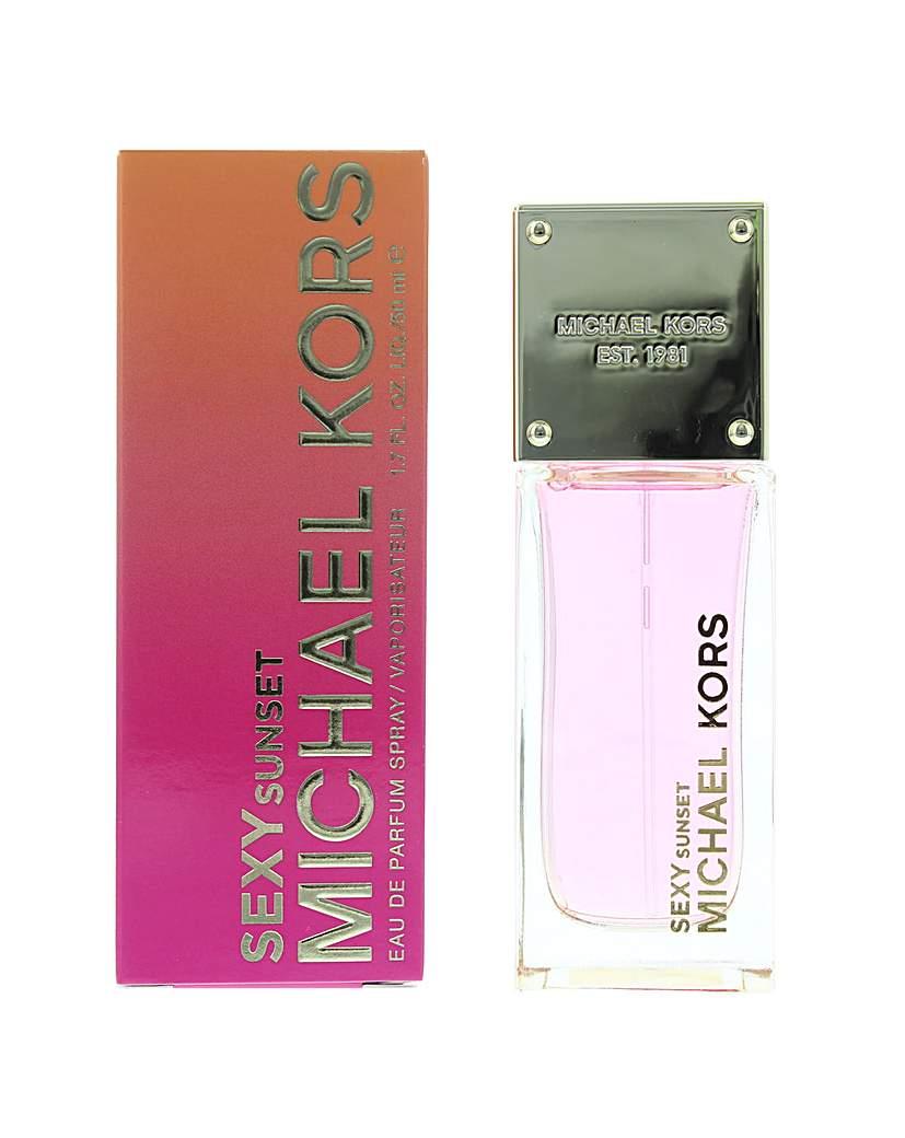 Image of Michael Kors Sexy Sunset Eau De Parfum