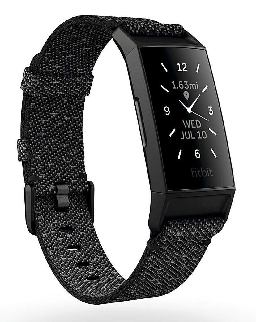 Fitbit Fitbit Charge 4 SE - Granite/Black