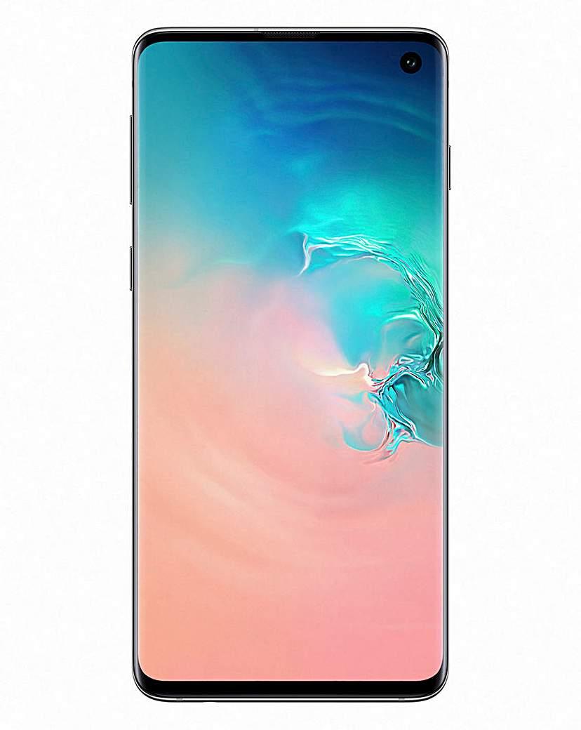 Samsung Galaxy S10 White REFURBISHED