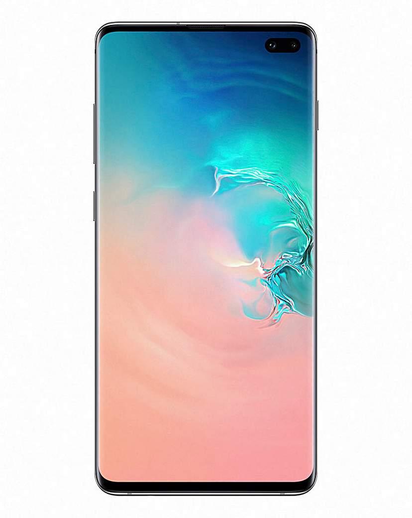 Samsung Galaxy S10+ White REFURBISHED