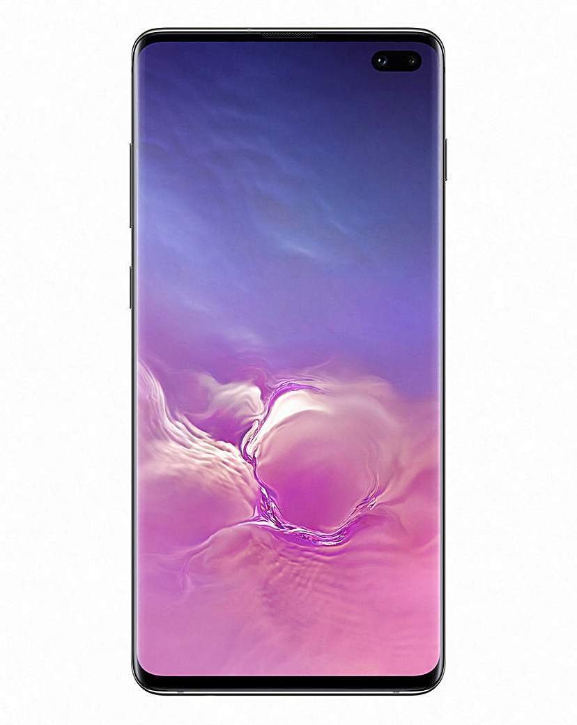 Samsung Galaxy S10+ Black REFURBISHED