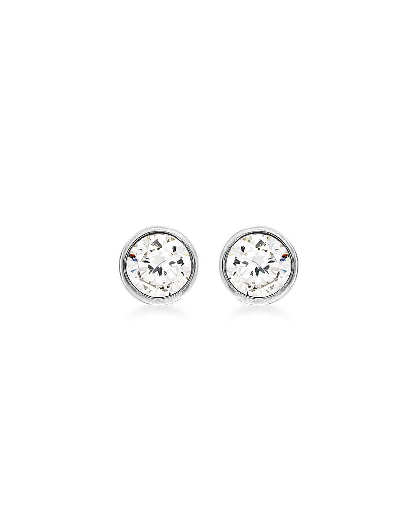 Simply Be 9Ct Gold Small Stud Earrings