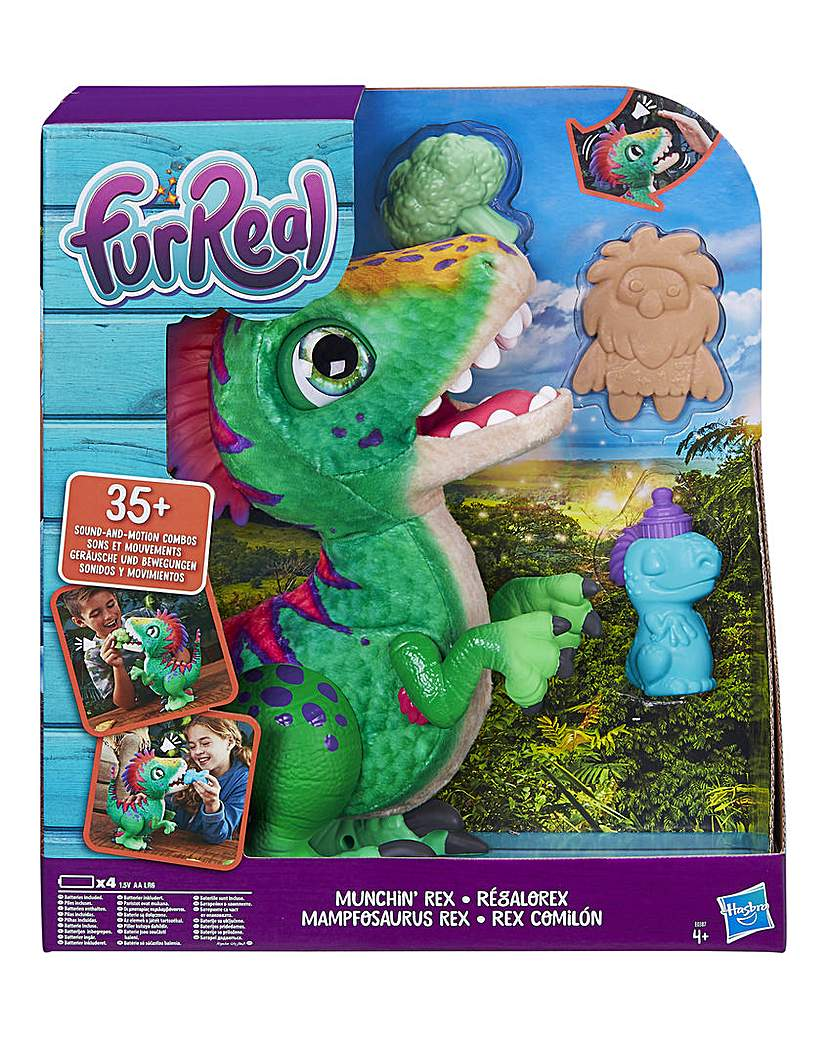 Furreal Munchin\' Rex