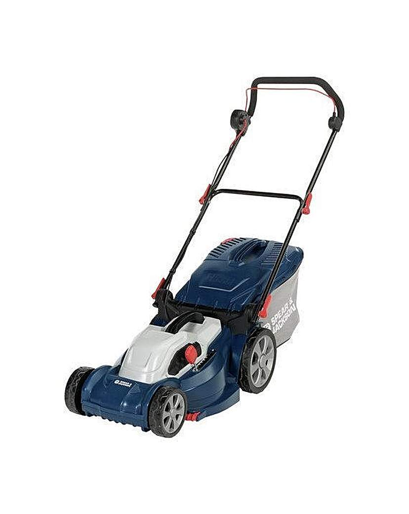 Image of 40cm Corded Rotary Lawnmower - 1700W