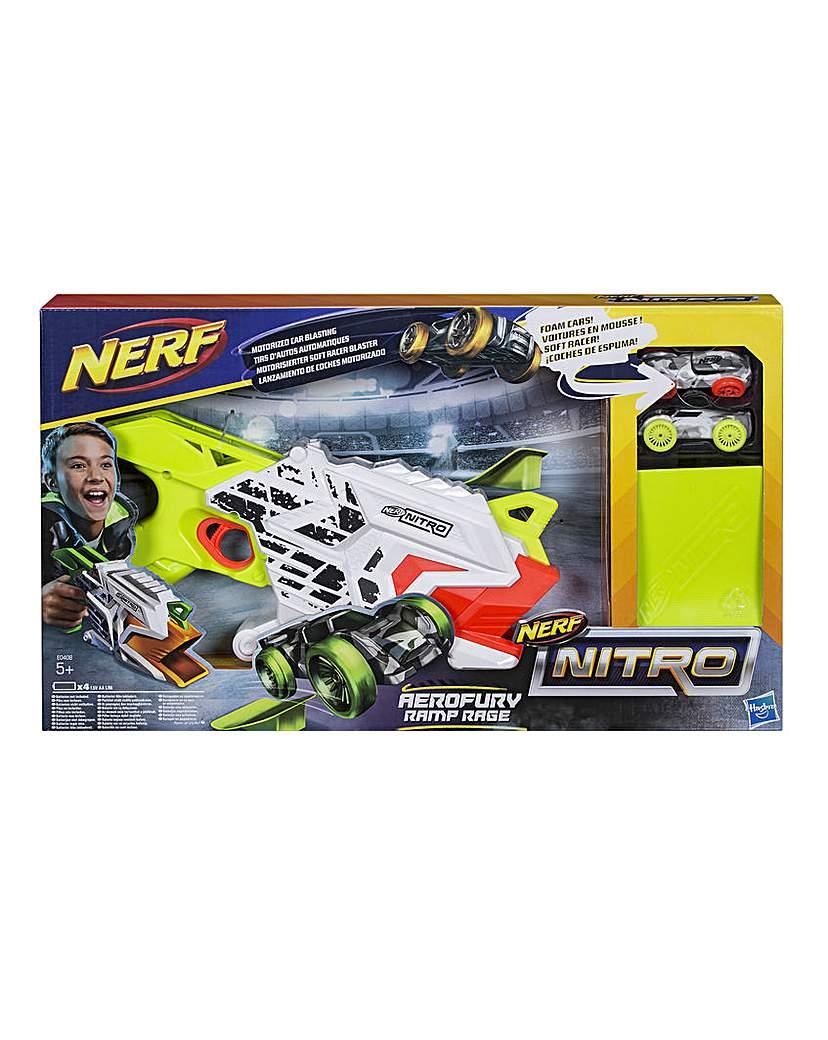Nerf Nitro Aerofury Ramp Rampage