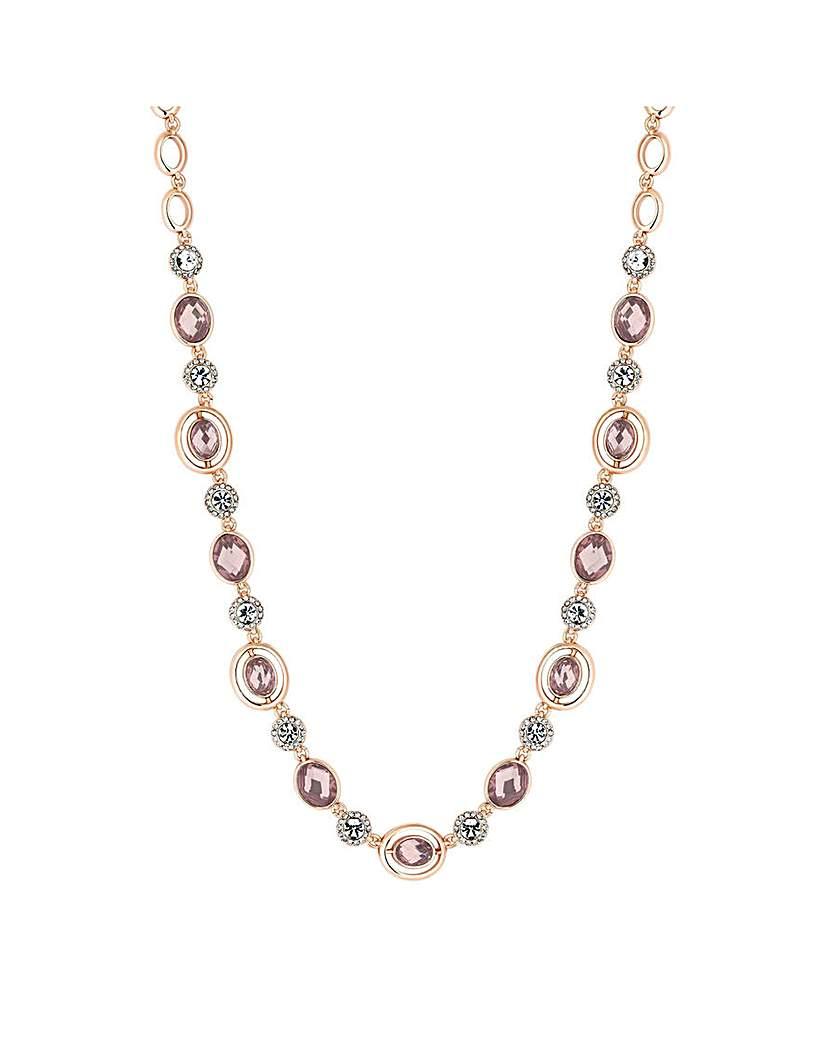 Jon Richard Rose Gold Vintage Necklace