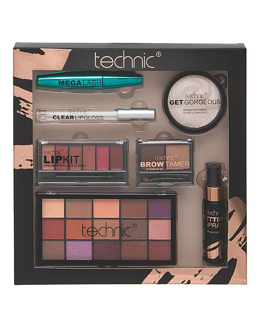 Technic Technic Beauty Blockbuster Set